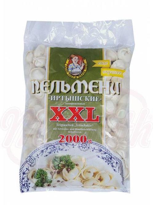 """***Пельмени """"Иртышские"""" замороженные 2kg box-4pak"""