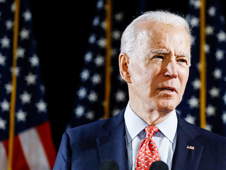 LABORERS' INTERNATIONAL UNION OF NORTH AMERICA ENDORSES JOE BIDEN FOR PRESIDENT