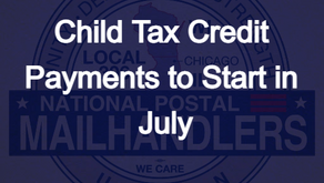 Child Tax Credit Payments to Start in July