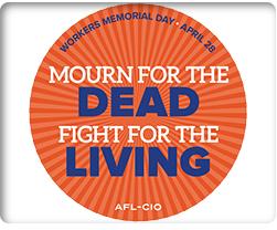 Mail Handlers Honor Workers Memorial Day