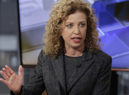 Florida Congresswoman Debbie Wasserman Schultz Denied Entry to USPS Facility