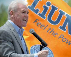 LiUNA Supports H.R. 8015 - the Delivering for America Act