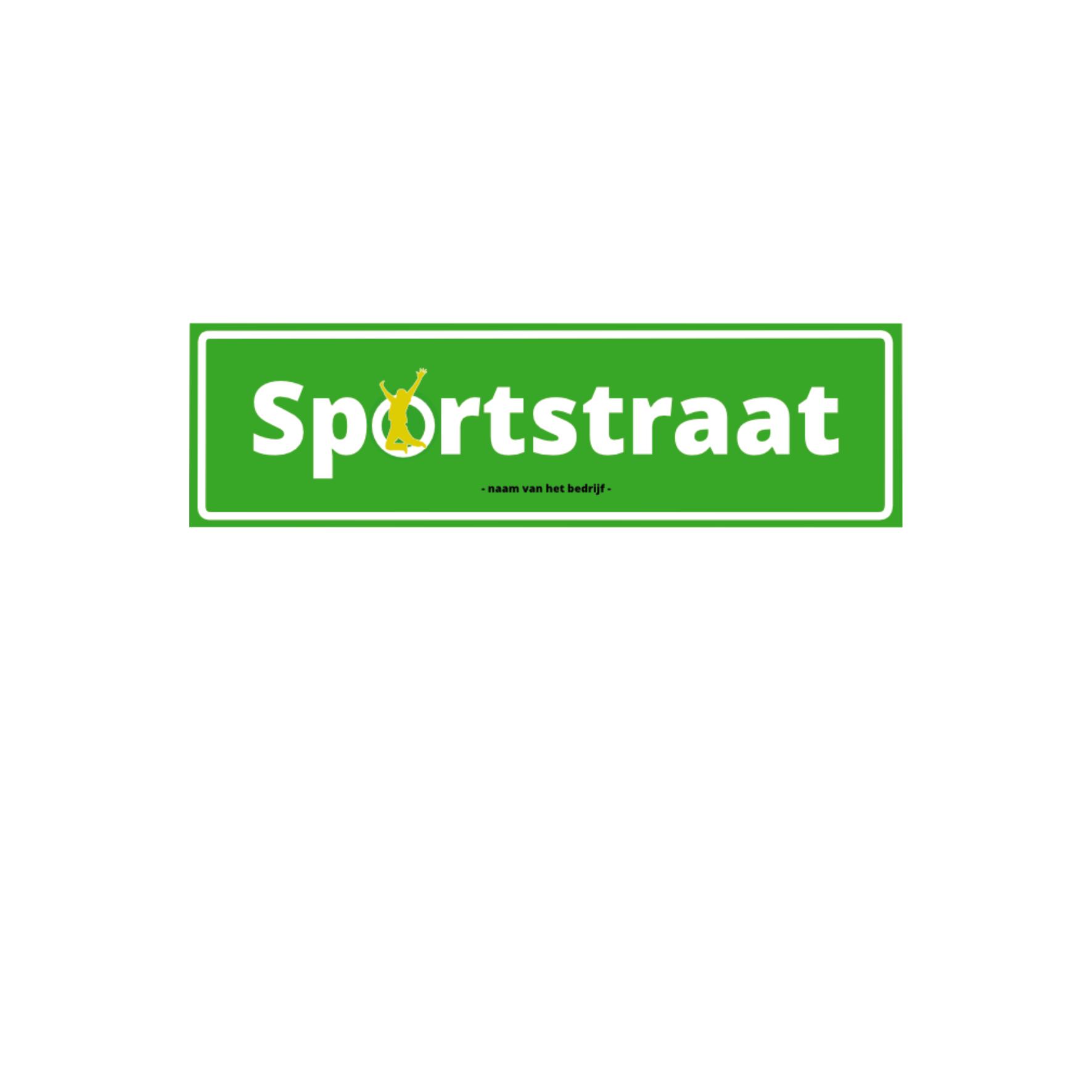 LOGO DE SPORTSTRAAT