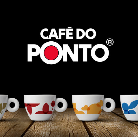 Café do Ponto - Xícaras
