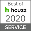 Top home builders in Maumelle AR, Hines Homes featured in Best of Houzz 2020 Service