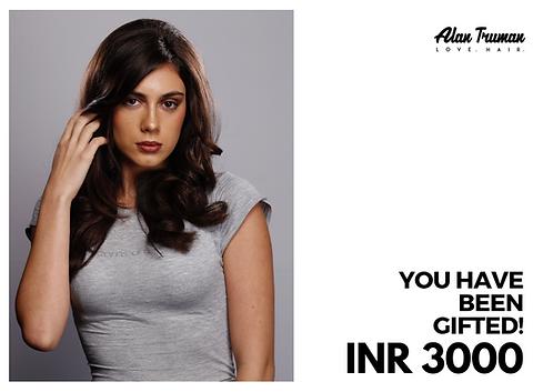 AlanTruman Gift Card INR 3000