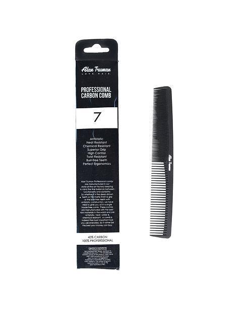 Carbon Hair Comb | Men's Cutting | Alan Truman