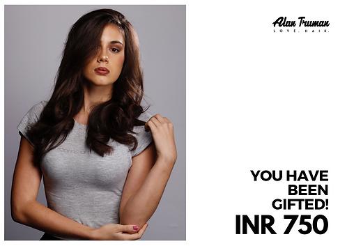 AlanTruman Gift Card INR 750