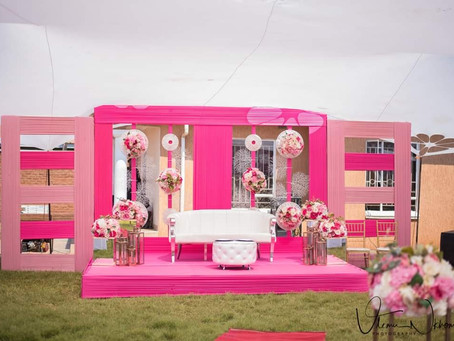 Wedding Tip: BRIDAL SHOWERS, KITCHEN PARTIES, AND SEND OFFS: IS IT A *MUST?