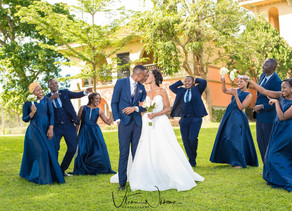 Wedding Tip: Who gets to be in your bridal party team?