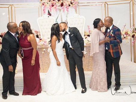 Wedding Tip: Parents of groom and bride