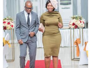 Wedding Tip: Leading Couple