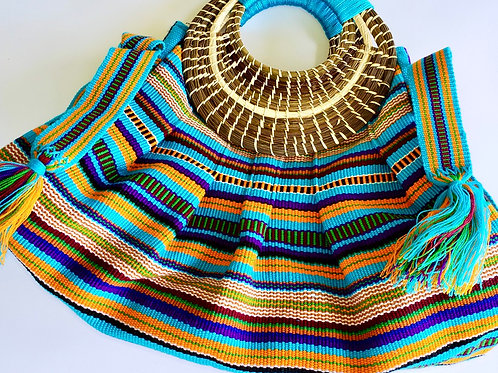 way ib (Dreaming Places) Handbag-Caribbean Dreams