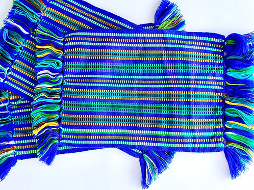 uhla anink (To Receive Visitors) Maya Handwoven Placemats in a Set of 4