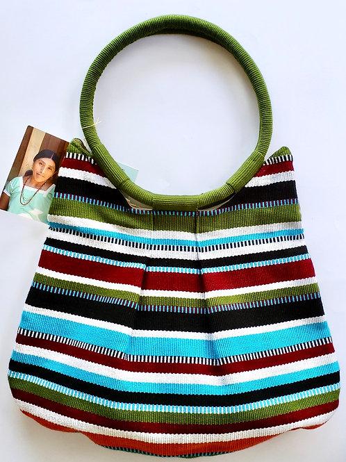 ix chel (Goddess of Weaving) Shoulder Bag...Outdoor Elegance