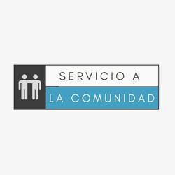 Servicio a la comunidad