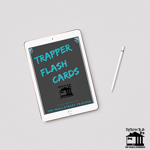 TRAPPER FLASH CARDS