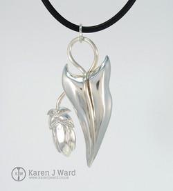 Convolvulus pendant