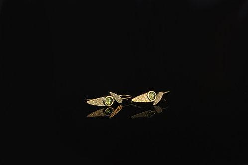 Peridot earrings  £120