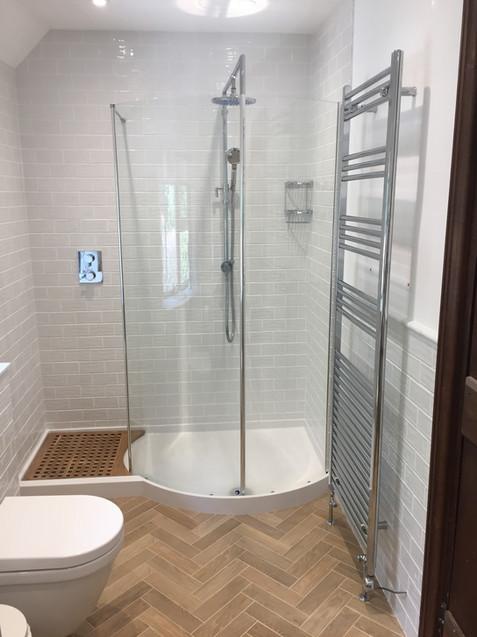 Matki walkin shower