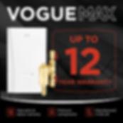 Vogue max, Denton plumbing & heating Ltd
