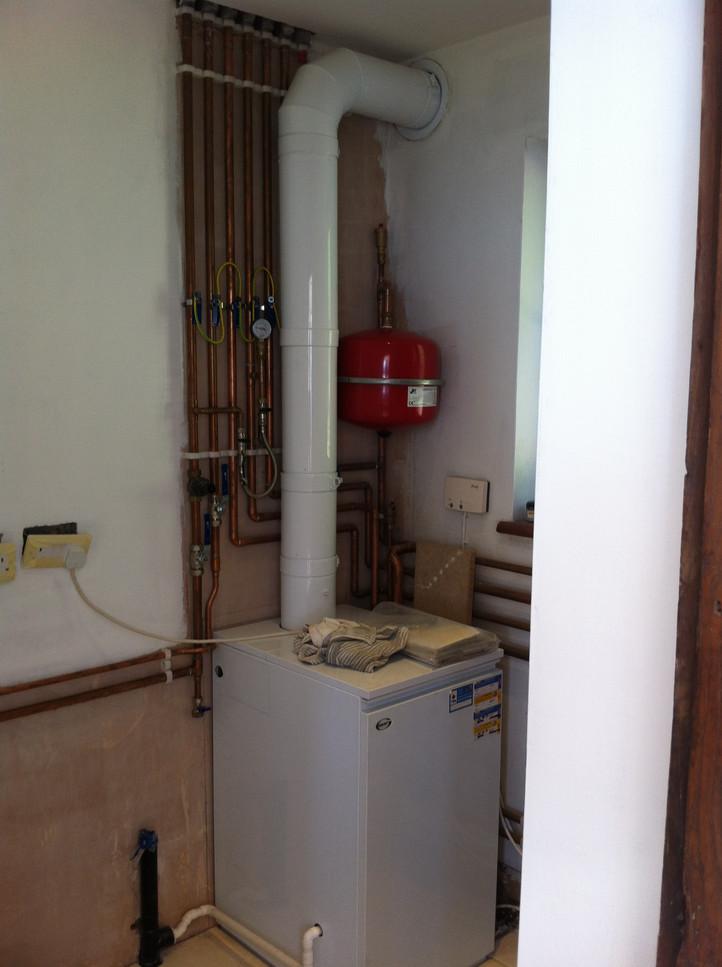 Grant Oil Boiler