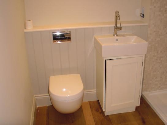 St Albans Family bathroom