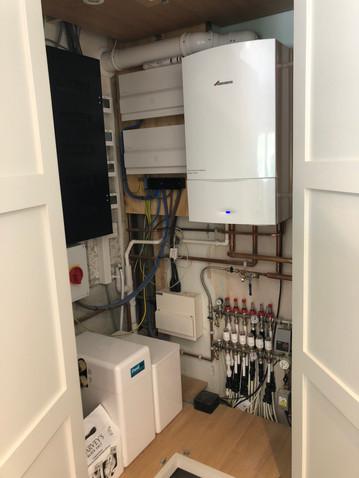 Worcester Greenstar 42CDI system boiler