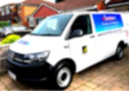 Van Picture web, Denton, Denton plumbing, Denton plumbing & heating Ltd, Denton plumbing and heating ltd, surrey plumbing,