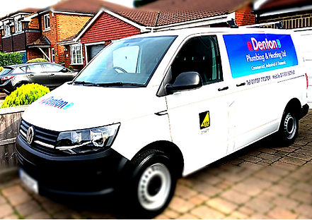Van Picture web, Denton, Denton plumbing, Denton plumbing & heating Ltd, Denton plumbing and heating ltd, surrey plumbing,