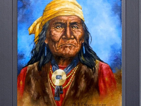 Apache Tears and crystals
