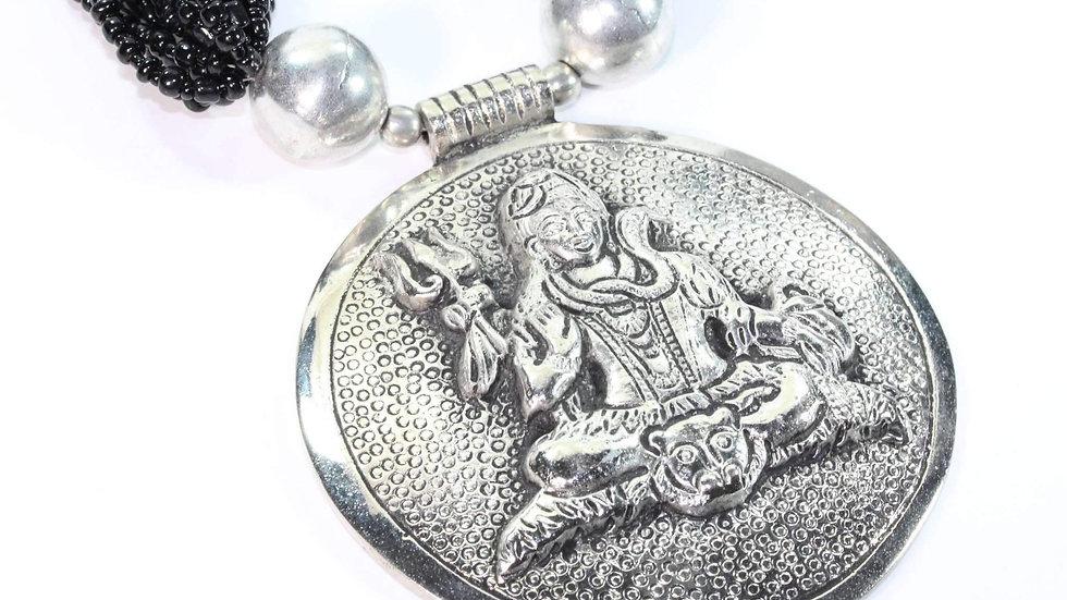Third Eye Shiva Necklace