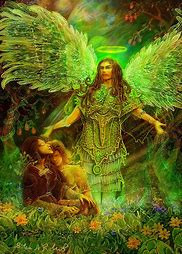 Archangel Raphael Green Ray what does it do?