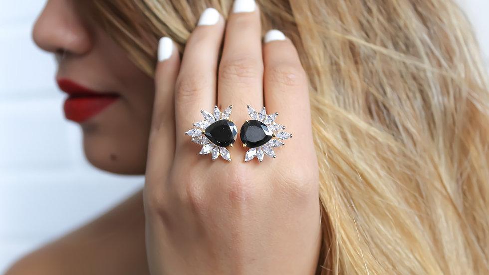 Spade Bombay Sunset Ring