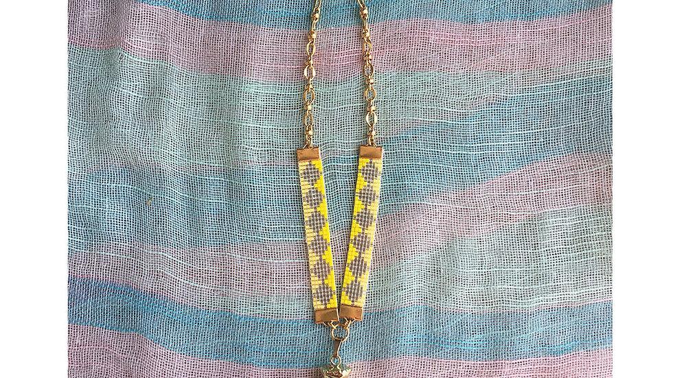 Soleil St Tropez Crystal Quartz Necklace