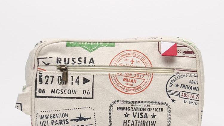 Travel Kit - Passport Print