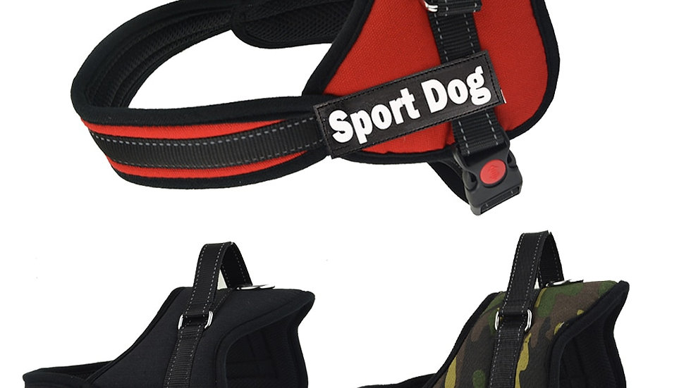 Hot Sale Large Dog Name Harness Small Medium s