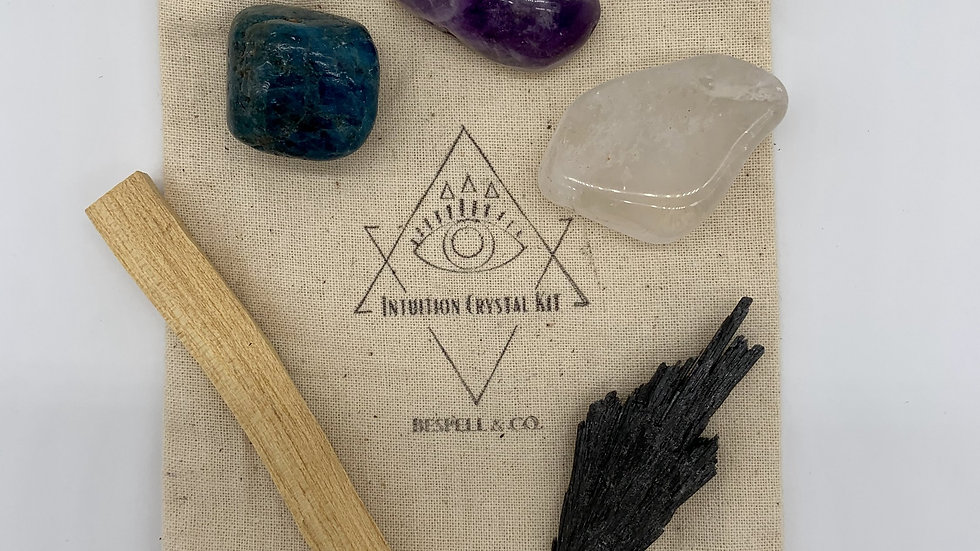 Intuition Crystal Set