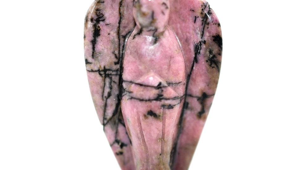 Crystal Angel Carvings