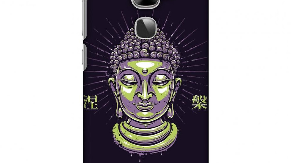 Almighty Buddha Slim Hard Shell Case For LeEco Le