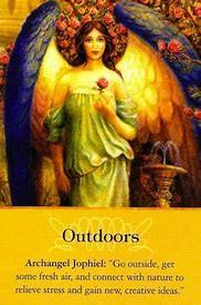 Archangel Jophiel the yellow ray