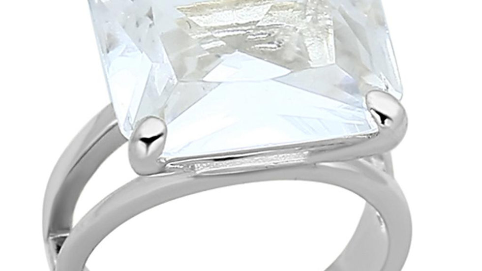 LOAS949 Silver 925 Sterling Silver Ring with