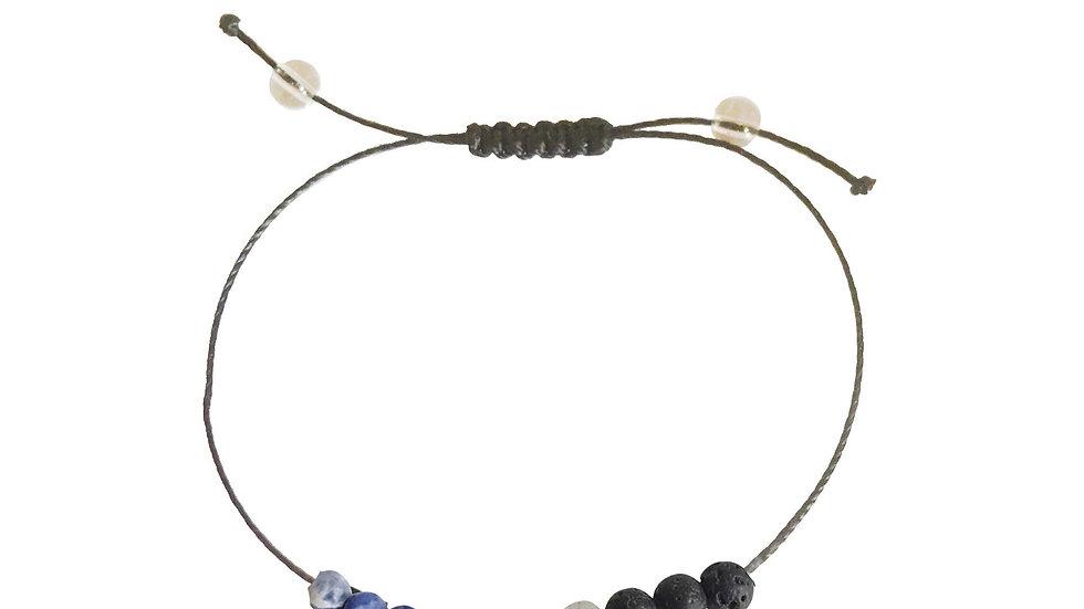 Sagittarius Sign + Nylon + Choice of Anklet or Bracelet