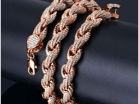 HAWSER 10 MM Rope Chain | 970865