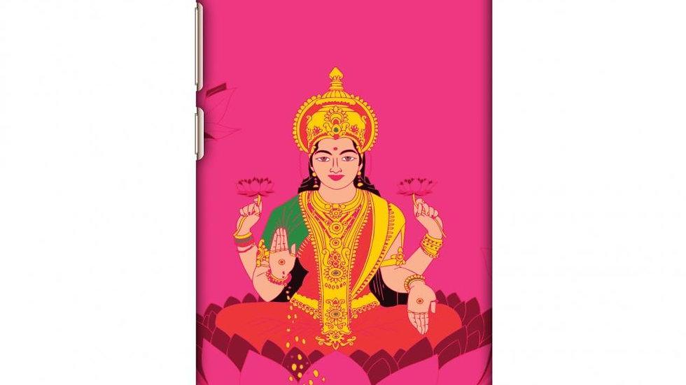 Almighty Laxmi Slim Hard Shell Case For Vivo Y69