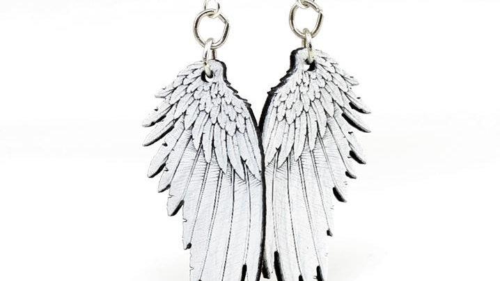 Angel Wing Earrings # 1224