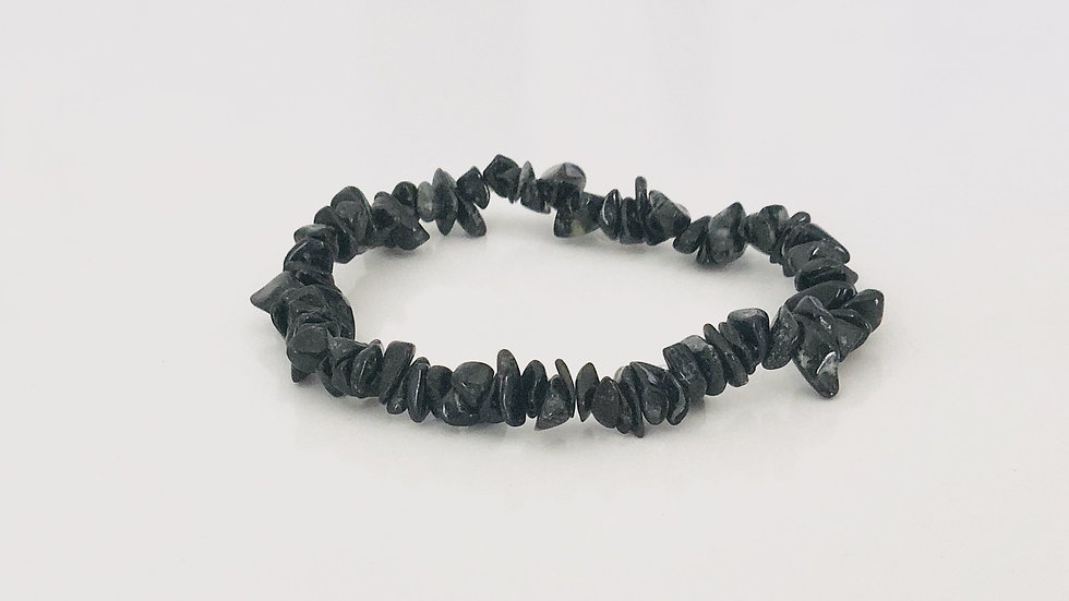 Black Tourmaline Bracelet by CuartoAstral