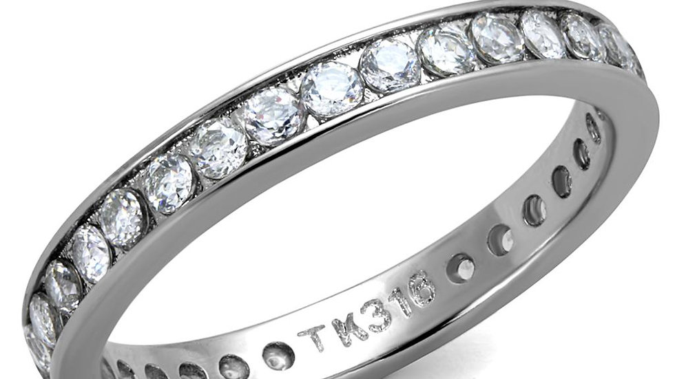 TK2343 High polished (no plating) Stainless Steel
