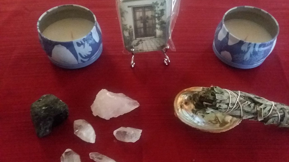 Messages From The Shaman Oracle Reader Starter Package
