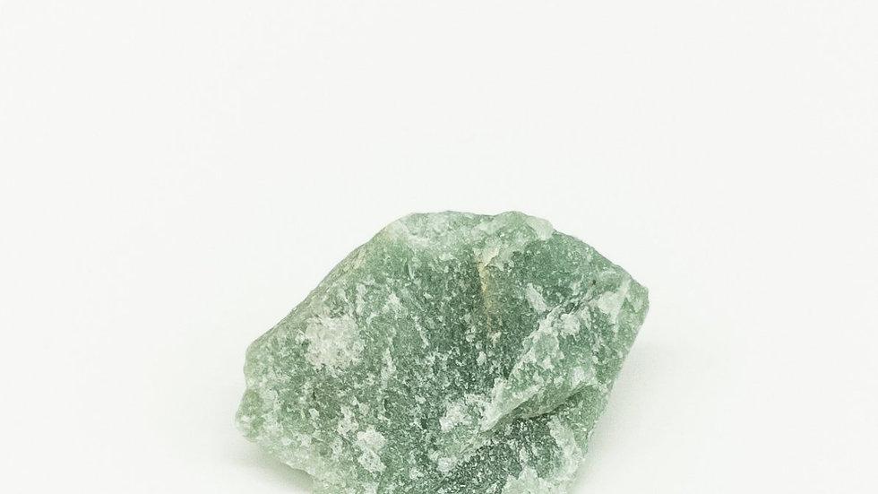 Green Quartz Rough Stone